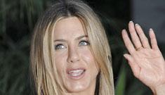 Jennifer Aniston calls Bill O'Reilly rude, I think