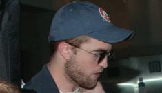 Robert Pattinson goes 'on the road' with Kristen Stewart