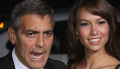 Sarah Larson talks about her life with George Clooney