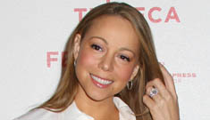 Mariah Carey and Nick Cannon really are engaged maybe
