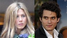 Jennifer Aniston and John Mayer supposedly getting serious