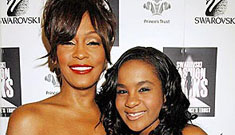 Whitney Houston's daughter attempts suicide