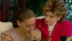 Gloria Allred covers latest nanny's mouth, controls her in press conference