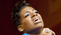 "Fantasia Barrino on her suicide attempt: ""I just wanted out"""