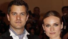 Diane Kruger wants to have Joshua Jackson's babies & raise them in Paris