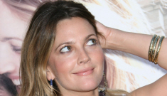 Drew Barrymore's gold gown: cheap or fabulous?