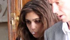 Is 13-year-old Lourdes Leon promoting marijuana?