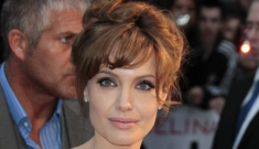 "Angelina Jolie wrote the ""Bosnian love story"" screenplay she's set to direct"