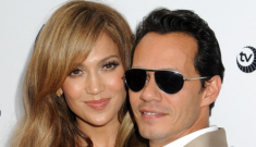 Jennifer Lopez & Marc Anthony embarrass themselves at a country club
