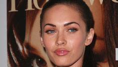 Megan Fox is banned for life from Wal-Mart