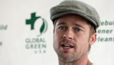 Brad Pitt gives a great, extensive interview about   Make It Right NOLA