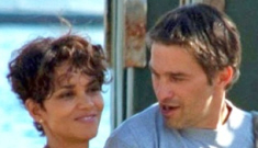 Halle Berry is torn between two lovers, Olivier Martinez & Gabriel Aubry