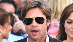 Brad Pitt's plastic surgery secret, was he hotter before?