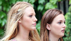 Enquirer: Gossip Girl's Blake Lively and Leighton Meester can't stand each other