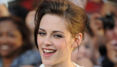 Kristen Stewart wants to be taken seriously as an actress, so she's going to sex it up