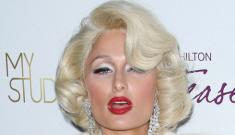 Paris Hilton arrested in Las Vegas on possession of cocaine charges