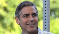 """George Clooney's costar: """"He wasn't that experienced"""" with hooker sex scenes"""