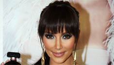Kim Kardashian compliments Khloe's 'vagina' (video, SFW)