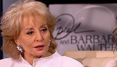 Star Jones really lays into Barbara Walters