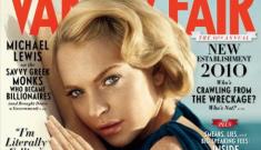 "Lindsay Lohan in Vanity Fair: ""I've never abused prescription drugs"""