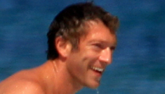 "Vincent Cassel shirtless: mind-numbingly sexy or just ""meh""?"