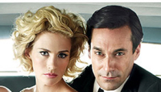 'Mad Men' does Rolling Stone: The Hamm in a boob sandwich
