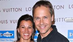 Chad Lowe marries his longtime girlfriend