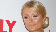 Paris Hilton launches hair extension line; wants babies