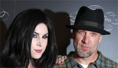 Kat Von D on Jesse James: He's my 9th boyfriend, we're  in love, he's 'the one'
