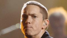 Eminem wants to be The Riddler in Christopher   Nolan's third Batman film