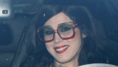 Jesse James & Kat Von D get pap'd constantly, and she's thrilled about it