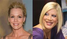 Tori Spelling & Jennie Garth join 90210 spinoff