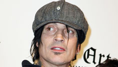 Tommy Lee brags that rave he threw for 14 yo son's birthday got shut down by the cops