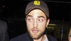 Robert Pattinson is jealous of Kristen Stewart's friendship with Tom Sturridge