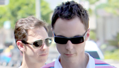 Enquirer: Jim Parsons is gay, and he just proposed to his boyfriend