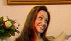Angelina Jolie announces she's having twins