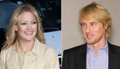 Kate Hudson & Owen Wilson break up