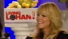 Lindsay Lohan's family claims she's not gay