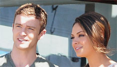 US: Justin Timberlake is 'absolutely obsessed' with Mila Kunis