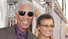 Morgan Freeman's divorce finalized, he's now free to marry step-granddaughter