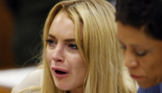 Lindsay Lohan flunked her drug test, had cocaine in her system (updates)