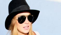 Lindsay Lohan positive for coke & amphetamine (update: bench warrant issued)