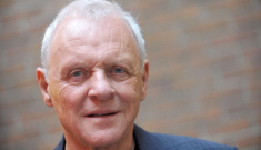 Anthony Hopkins explains how he dropped 75 pounds in two years