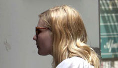 Kirsten Dunst not so sober after rehab