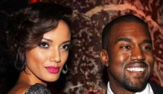 Kanye West has a new model girlfriend/muse, Selita Ebanks
