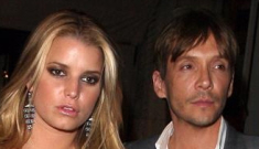 Jessica Simpson & her gay BFF Ken Paves' split gets nasty & hilarious