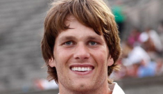 Gisele won't let husband Tom Brady cut his Bieber-esque hair
