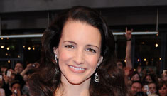 Kristin Davis is a health activist and recovering alcoholic