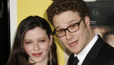 Seth Rogen is engaged to his girlfriend of six years – who knew?