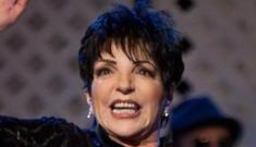 Liza Minnelli loves The Olive Garden, NYC & Lady Gaga